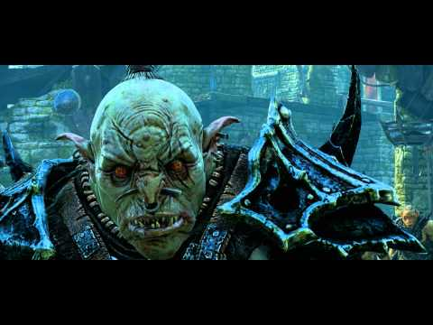 Official Shadow of Mordor Story Trailer - Make Them Your Own from YouTube · Duration:  1 minutes 56 seconds
