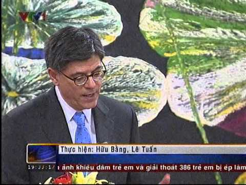 Vietnamese Finance Minister and U.S. Counterpart Hold Press Briefing (November 15)