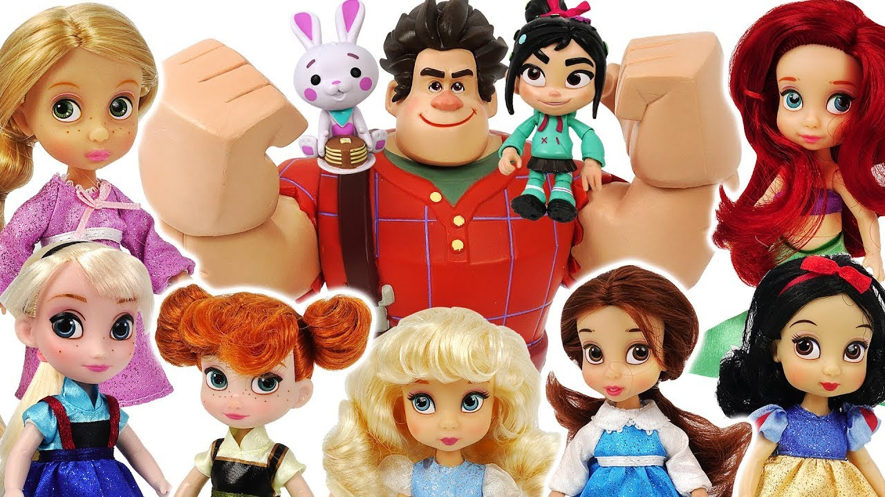 Wreck It Ralph 2 Let S Party With Vanellope And Elsa Princess