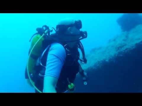 EDDA MUSSOLINI wreck 28m Тунис о Джерба 2016