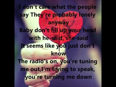 John Legend- Everybody Knows (w/Lyrics)