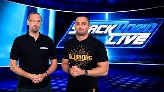 Heute bei SmackDown LIVE auf ProSieben MAXX..., 28. Oktober 2016