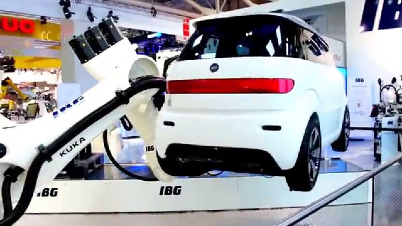 how to make mini robot car
