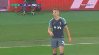 Download Video Juan Foyth vs West Ham (Carabao Cup 2018) MP3 3GP MP4