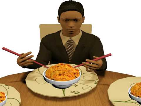 Dining philosophers problem Animation