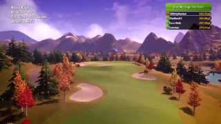 Lu e Rafa Mini Análise 005 - Powerstar Golf - Xbox One
