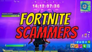 There's a Serious Problem on YouTube... (Fortnite Galactus Event)