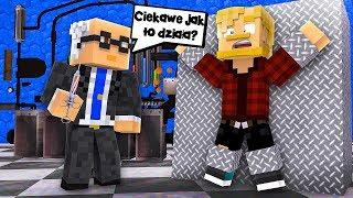 ZOSTAŁEM PORWANY PRZEZ SZALONEGO NAUKOWCA! l Minecraft BlockBurg