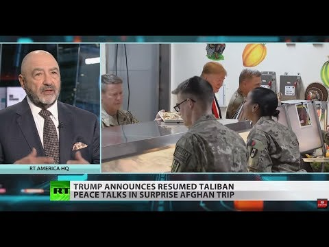 Important for China to engage with Taliban Peace talks – Fmr Pentagon official
