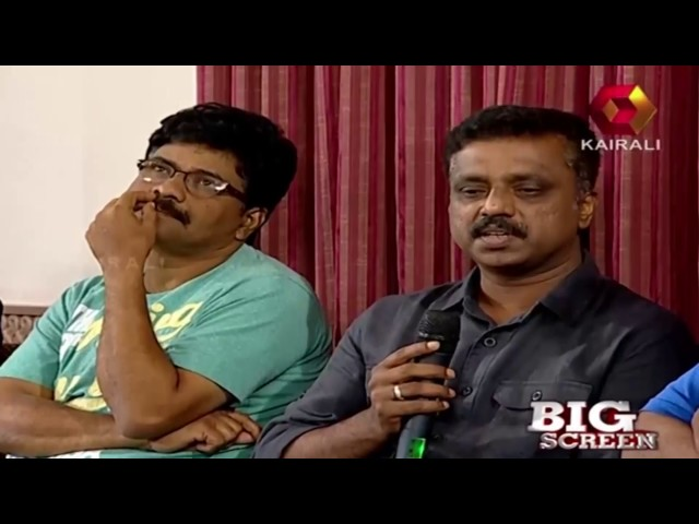 Big Screen  | Producer Ramesh Nambiar on the movie Velli Velichathil
