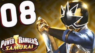 Power Rangers Samurai: Part 8 Unexpected Arrival!  Nintendo Wii (co-op) Walkthrough