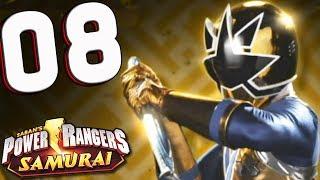 Power Rangers Samurai: Part 8 Unexpected Arrival!  Nintendo Wii (co-op) Walkthrough