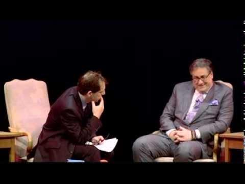 Speaking of Broadway: A Conversation between Douglas Carter Beane and Paul Holdengraber