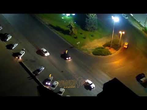 ДТП (авария г. Волжский) пл. Ленина 16-08-2017 21-34