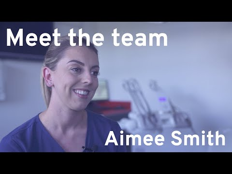 Meet the Team - Aimee Smith