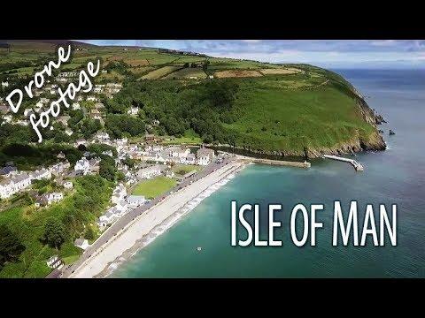 Isle of Man, HD Drone Footage