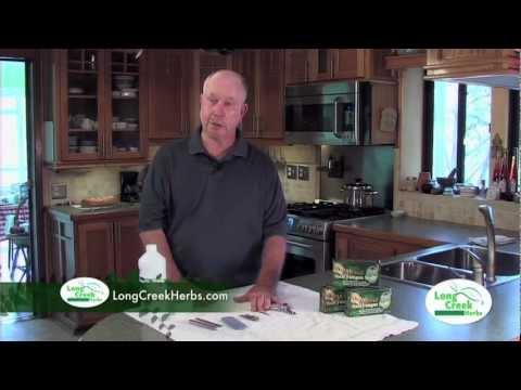 Nail Fungus Soak Directions Video