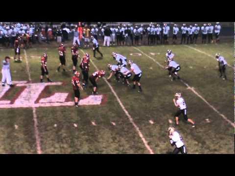 Mike Miller's  #78 Class of 2012 Football highlights