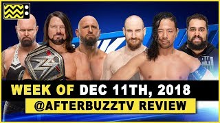 WWE's SmackDown for December 11th, 2018 Review & After Show