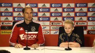 Jay Jay Willems, de nieuwe spits van Ajax?