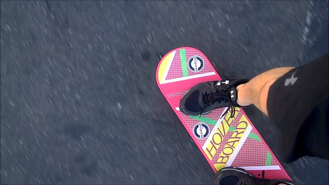 Back To The Future Hoverboard That Works