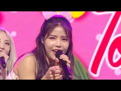 MAMAMOO - Waggyㅣ마마무 - 쟤가 걔야 [SBS Inkigayo Ep 995]