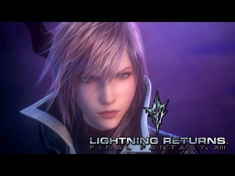 Lightning Returns: Final Fantasy XIII 'The Divine Task Trailer' TRUE-HD QUALITY