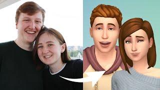 خلق صديقي في The Sims 4 (مفاجأة!)