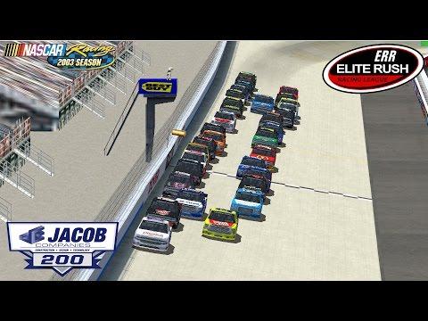 NR2003 - ERR League Race - Truck Series - Dover - Jacob Companies 200
