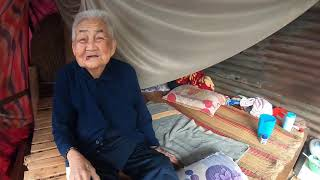 Đang Sống Yên Ổn Dưới Quê, Cụ Bà Gần 100 Tuổi Đi Hàng Trăm Km Tới Căn Nhà Hoang Ở Vì Lý Do Này