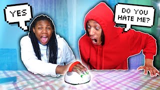 I DID A LIE DETECTOR TEST ON MY 14 YEAR OLD SISTER!
