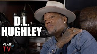 D.L. Hughley: Muhammad Ali was Loved More than Any Athlete, Including Jordan (Part 8)
