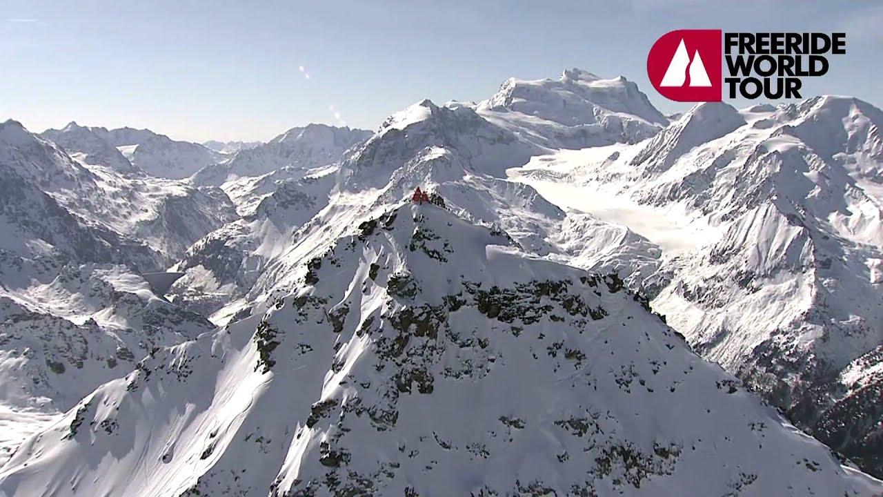 Snowboard Girl Wallpaper Teaser Freeride World Tour 2011 Youtube