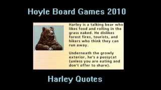 Hoyle Board Games 2010 - Harley Quotes