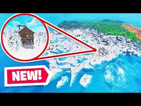 *NEW* Fortnite Season 7 Live Gameplay! (Fortnite Season 7 New Map) thumbnail
