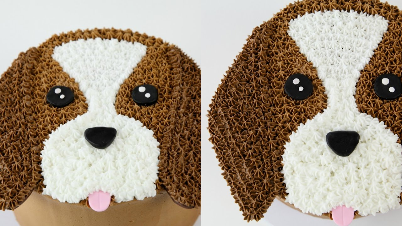 Amazing Cake Decorating DOG