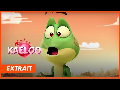 """Download KAELOO - Extrait : """"Le journal télé"""" (Dessin animé TéléTOON+)"""