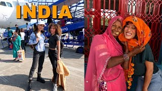 MY TRIP TO INDIA WITH PACSUN & MyLifeAsEva! *this was life changing*