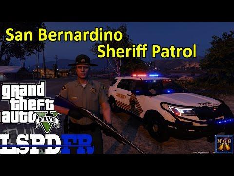 San Bernardino Sheriff Patrol GTA 5 LSPDFR Episode 84