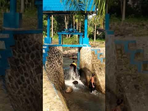Berenang di Palobanda Kinari