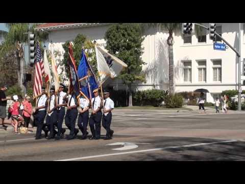 2015 Buena Park High School Air force JROTC
