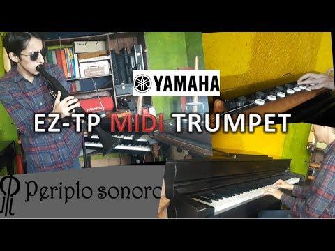 MIDI TRUMPET EZ-TP YAMAHA - CUMBIA DE ROCKY