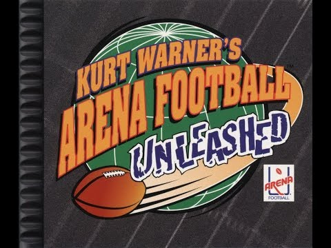 Kurt Warner's Arena Football Unleashed (PlayStation)