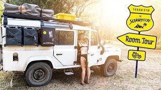 Camper ROOMTOUR | Offroad Wohnmobil selbst gebaut | S4 • E36
