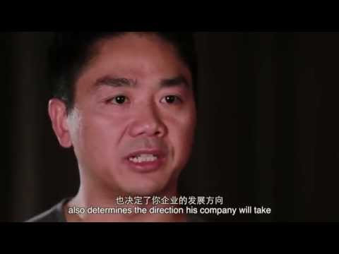 Game changer for JD.com's Liu Qiangdong