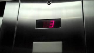 Montgomery/KONE Hydraulic Elevator @ The Courtyard Marriott Chandler, AZ Mp3