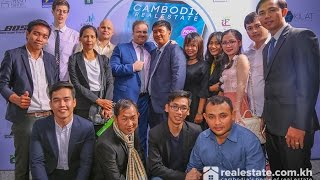 """""""Cambodia Real Estate Magazine"""" Official Launch Party"""