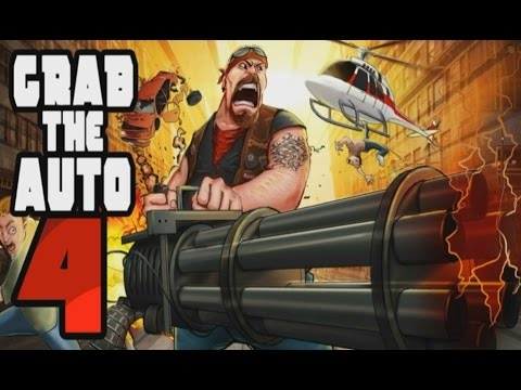 Grab The Auto 4 - Android Gameplay HD