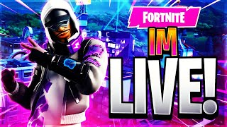 "[FREE] FORTNITE SEASON 9 ""IM LIVE"" THUMBNAIL TEMPLATE DOWNLOAD JPEG,PSD"