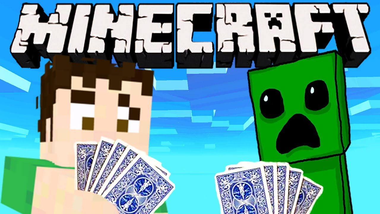 Card For Minecraft Pc Game : Minecraft card game youtube